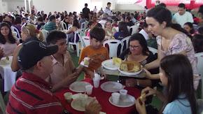 Hospitality at EEEP Pentecoste
