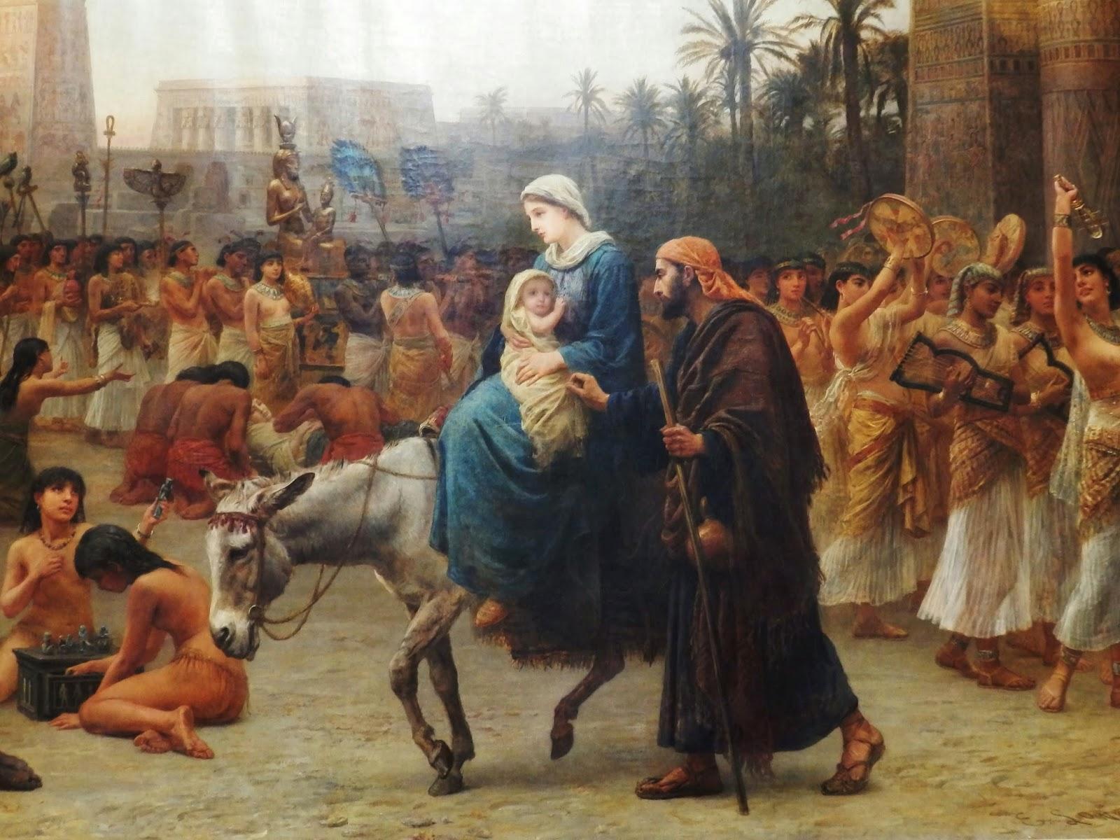 Anno Domini by Edwin Long