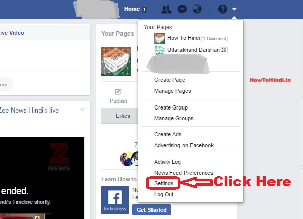 how to set up two step verification for facebook