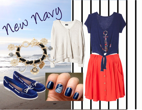 Navy Anchor Jewelry2