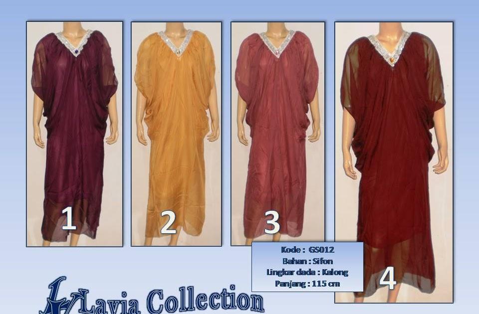 Gamis Sifon Gs012 Grosir Baju Muslim Murah Tanah Abang