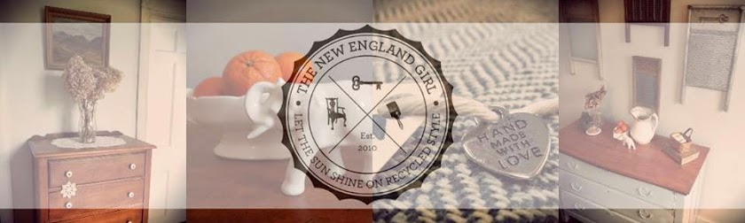 The New England Girl -- Let The Sun Shine On Recycled Style!