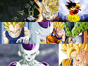 Os amvs são do Dragon ball z: http://www.youtube.com/watch?v=sea40rjzAlU papel de parede dragon ball