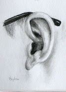 10 Drawings of Ears