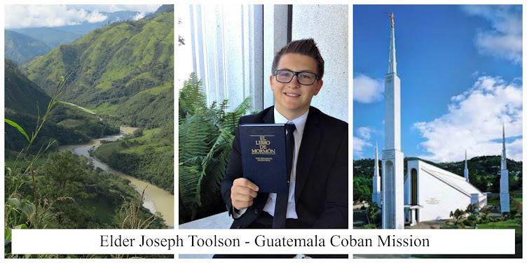 Elder Joseph Toolson