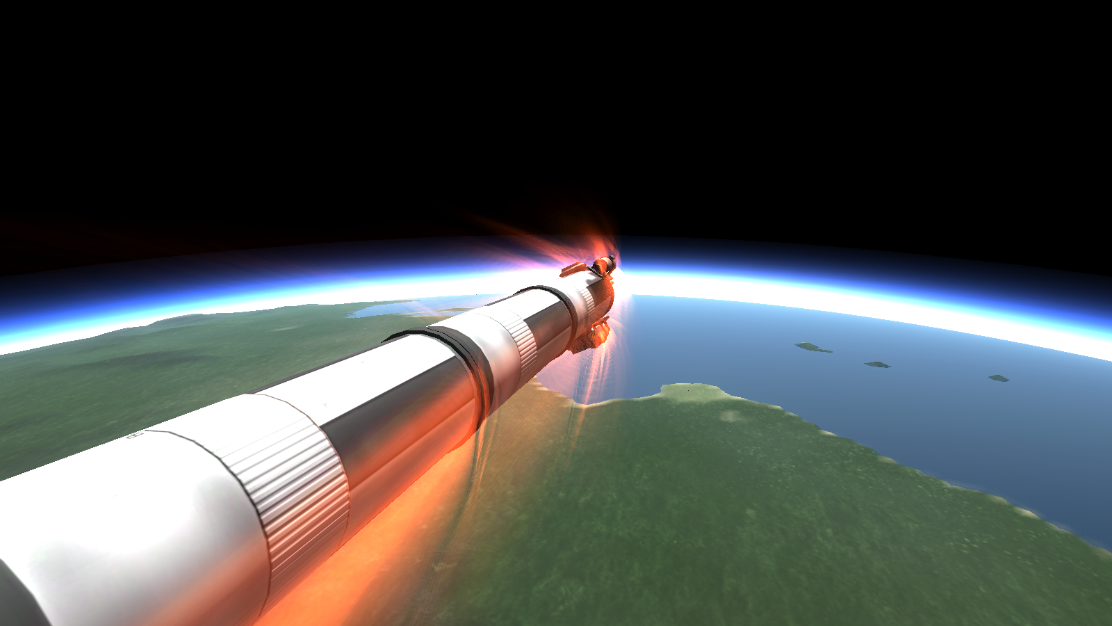 simple rocket kerbal space program - photo #30