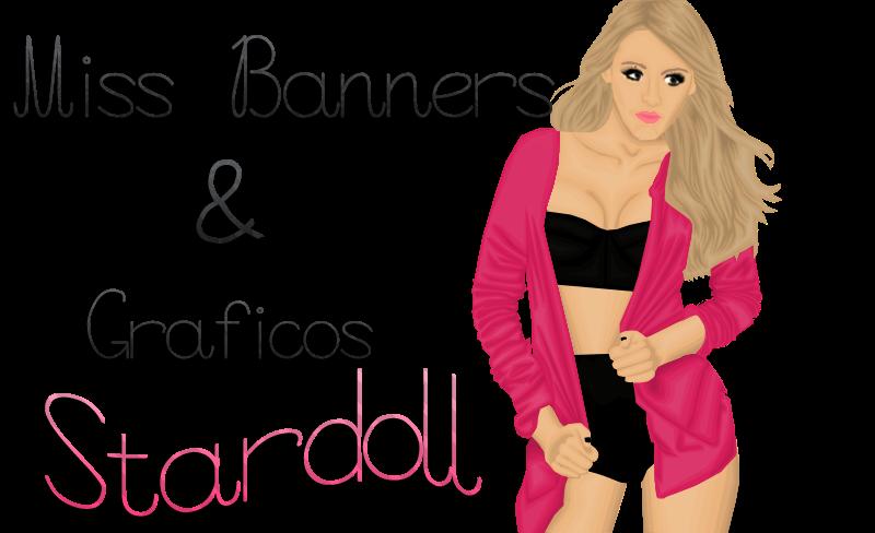 Miss Banners e Graficos Stardoll