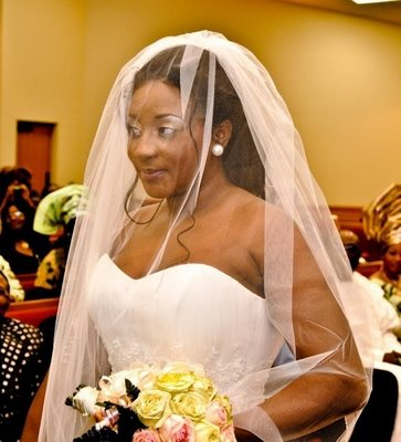 Ini Edo Wedding Pictures