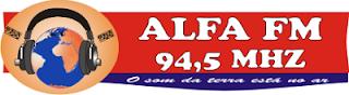 Rádio Alfa FM 94,5 ao vivo e online Pelotas RS