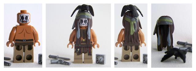 LEGO Tonto Indian