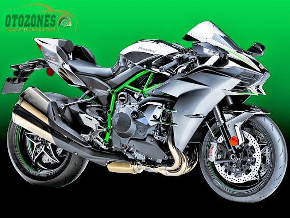 Kawasaki Ninja H2 Terbaru 2015