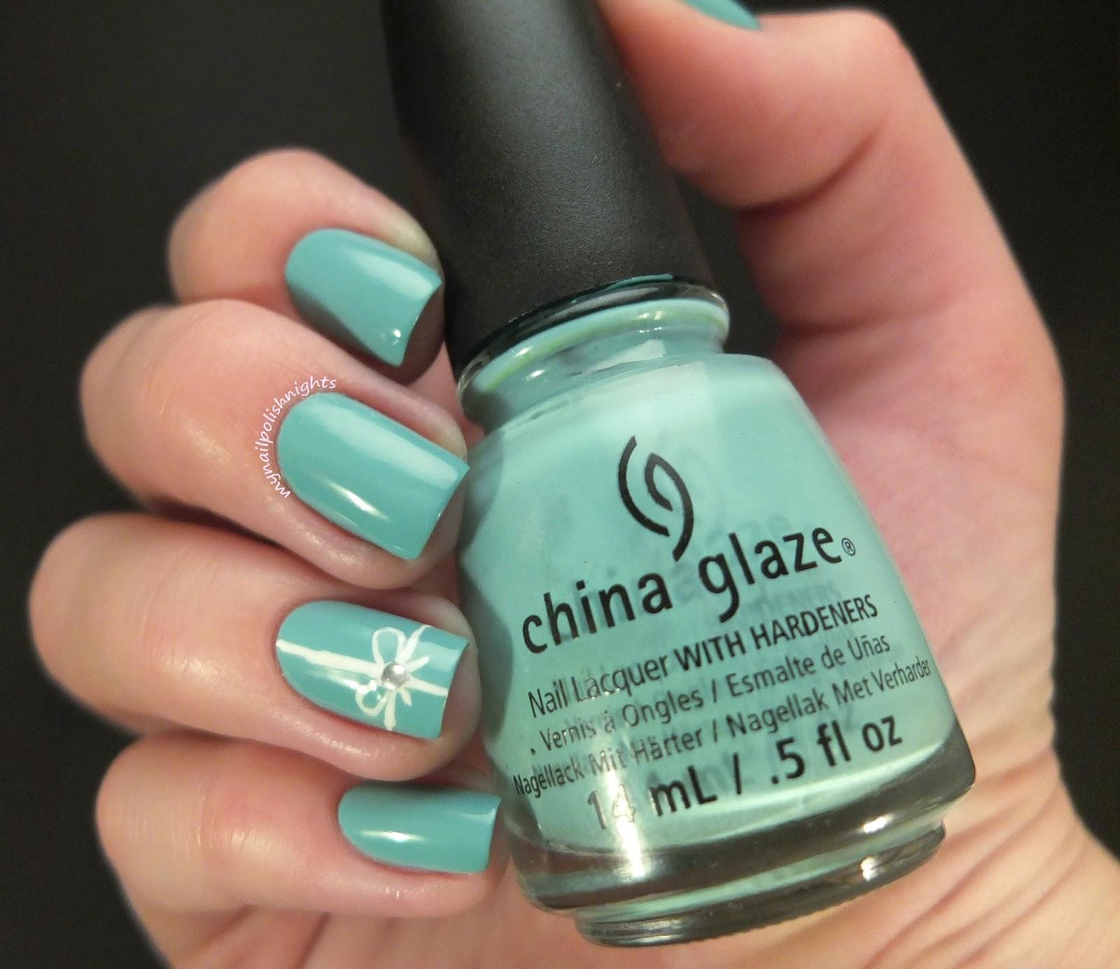 Atractivo Tiffany Azul Esmalte De Uñas Ideas - Ideas de Pintar de ...