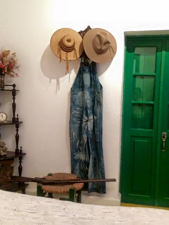 diego rivera overalls frida kahlo museum