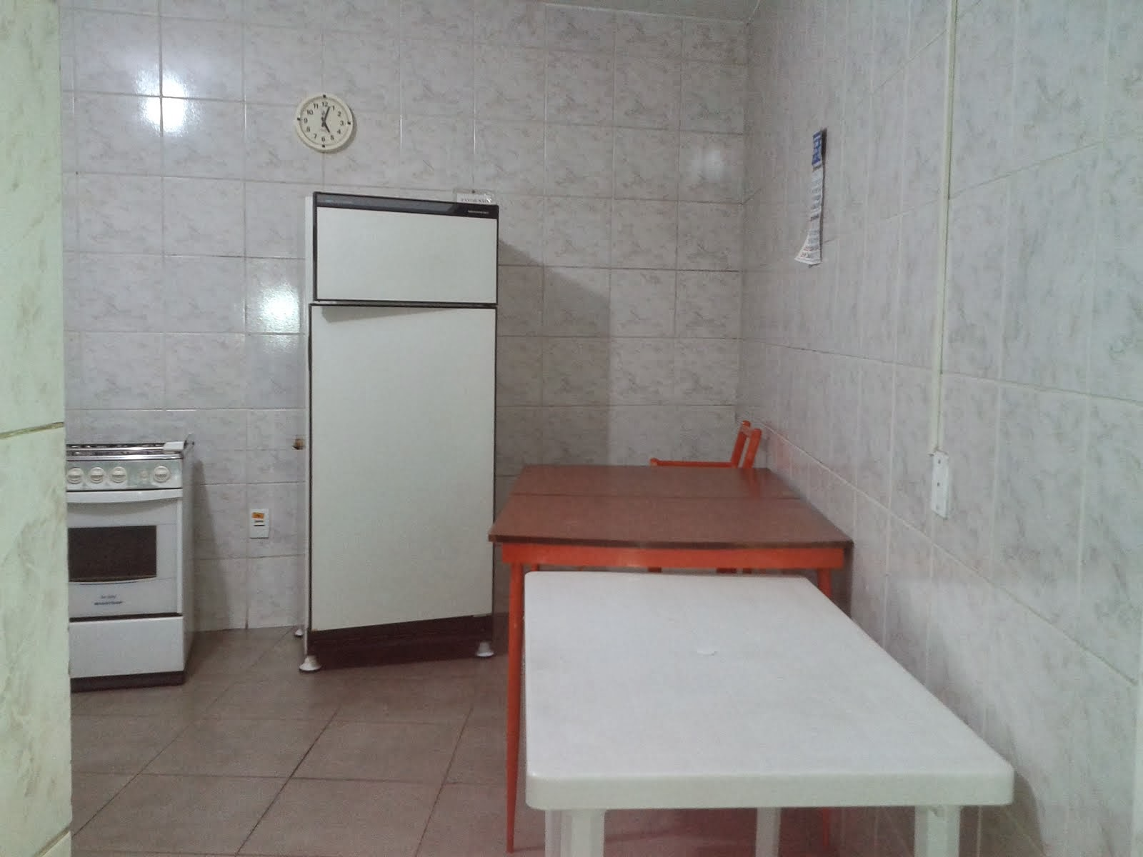 Estrutura cozinha