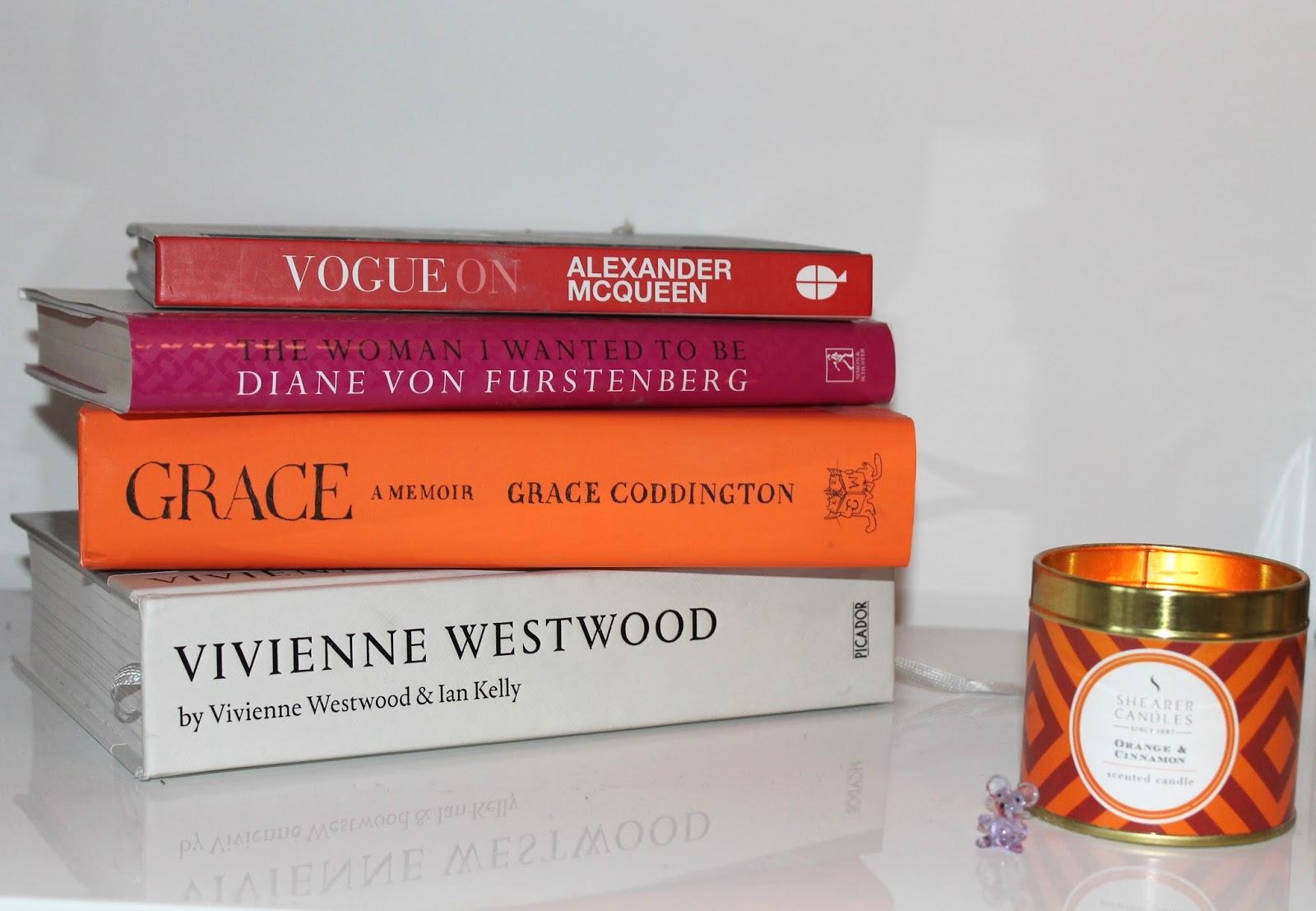 A Few Inspirational Fashion Books…