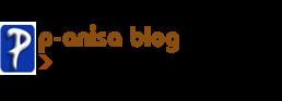 P-Anisa Blog