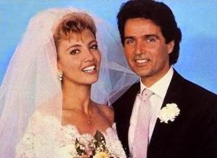 Il matrimonio di Milly Carlucci e Angelo Donati