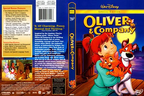 Oliver e sua Turma Torrent - BluRay Rip