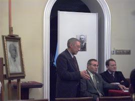 Aspecte din timpul desfăşurării simpozionului omagial, 17.III.2011...