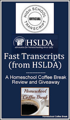 Fast Transcripts - A Homeschool Coffee Break #review and #giveaway at kympossibleblog.blogspot.com