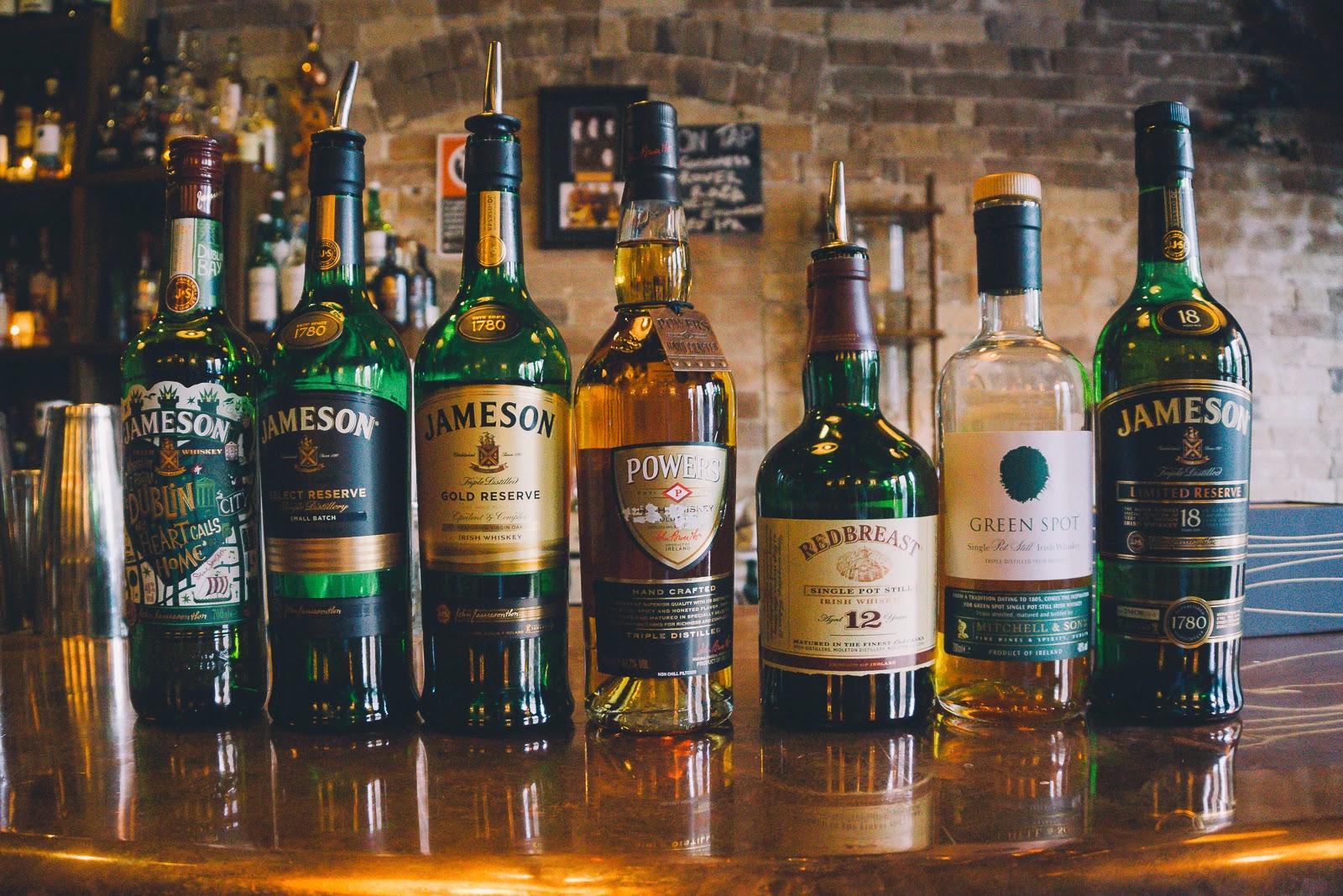 Ирландский виски Jameson Gold цена в Duty Free?