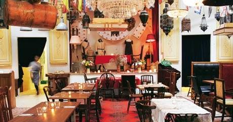 trackfindings: Cafes (Interior Design/Decoration)