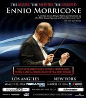 Ennio Morricone My Life in Music Tour