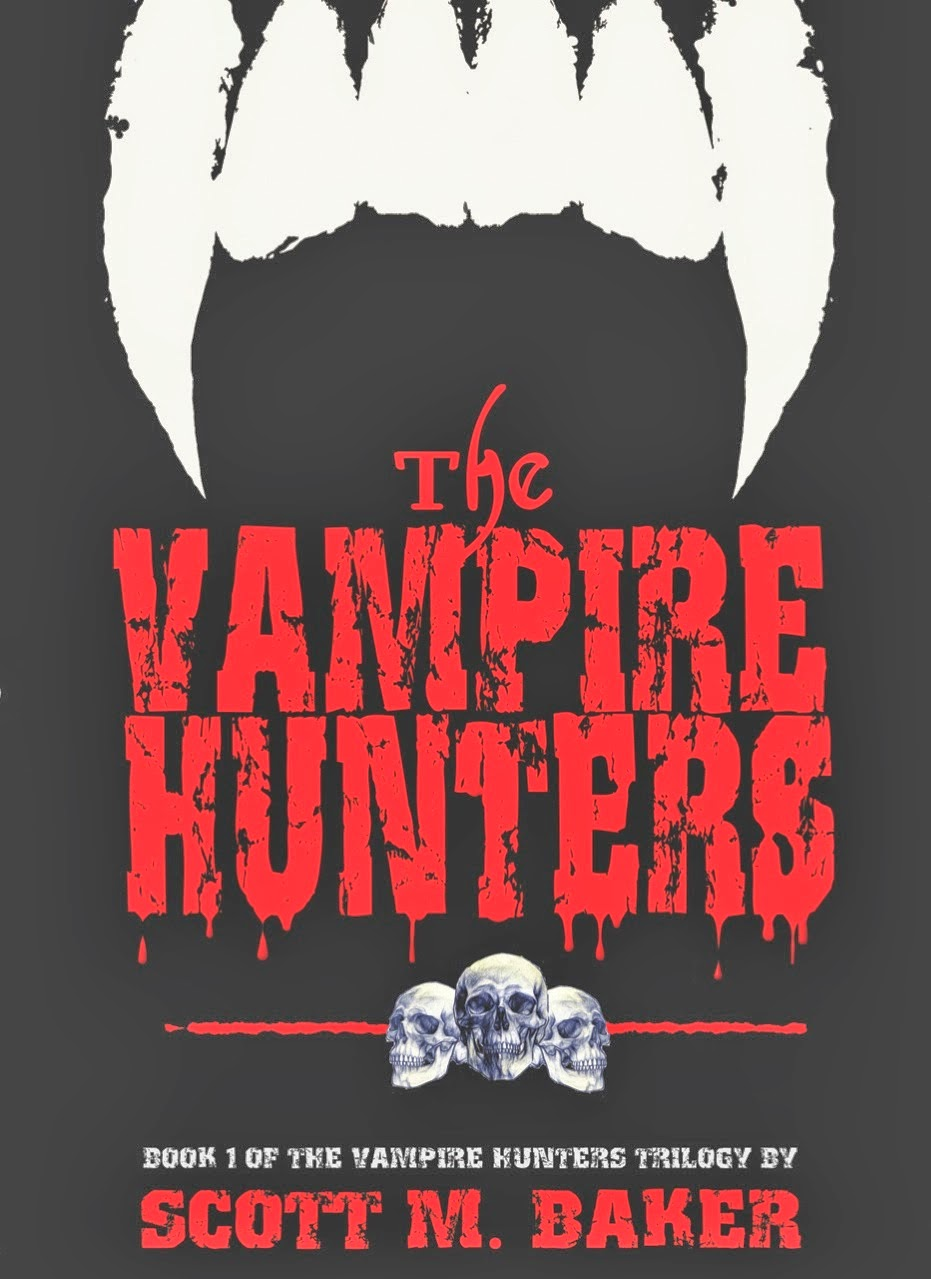 The Vampire Hunters (trade paperback)