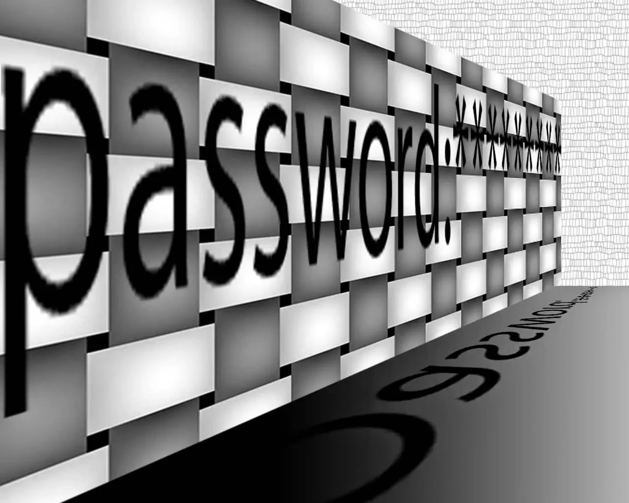 picture of password