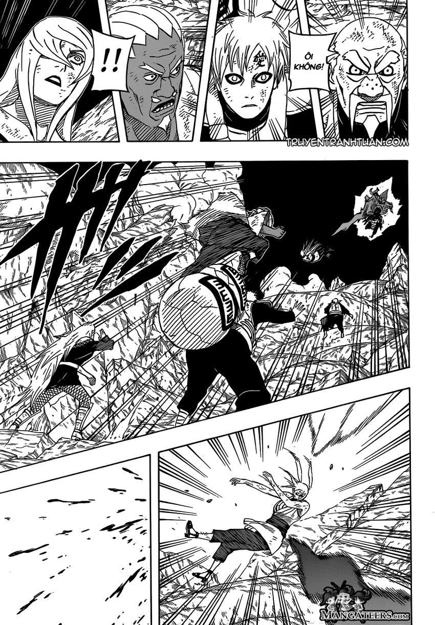 Naruto - Chapter 591 - Pic 10