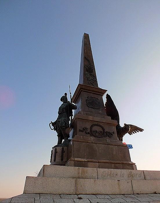 monumentul independentei tulcea martie