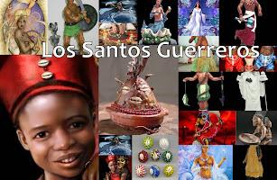 LOS SANTOS GUERREROS