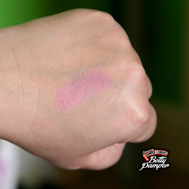 Pink vegan lipstick