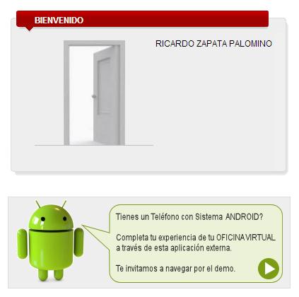 Netzen actualizaciones agosto 2013 for Oficina virtual telefono