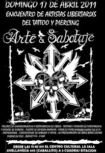 3 EDICION DEL ARTE Y SABOTAJE