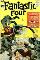 Fantastic Four #2 image cover