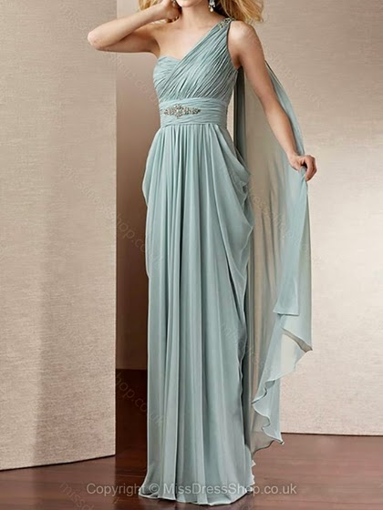 Sand Under My Feet: How About Greek Goddess-Inspired for Prom?