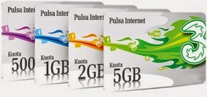Harga Paket Internet 3 Terbaru Paling MURAH