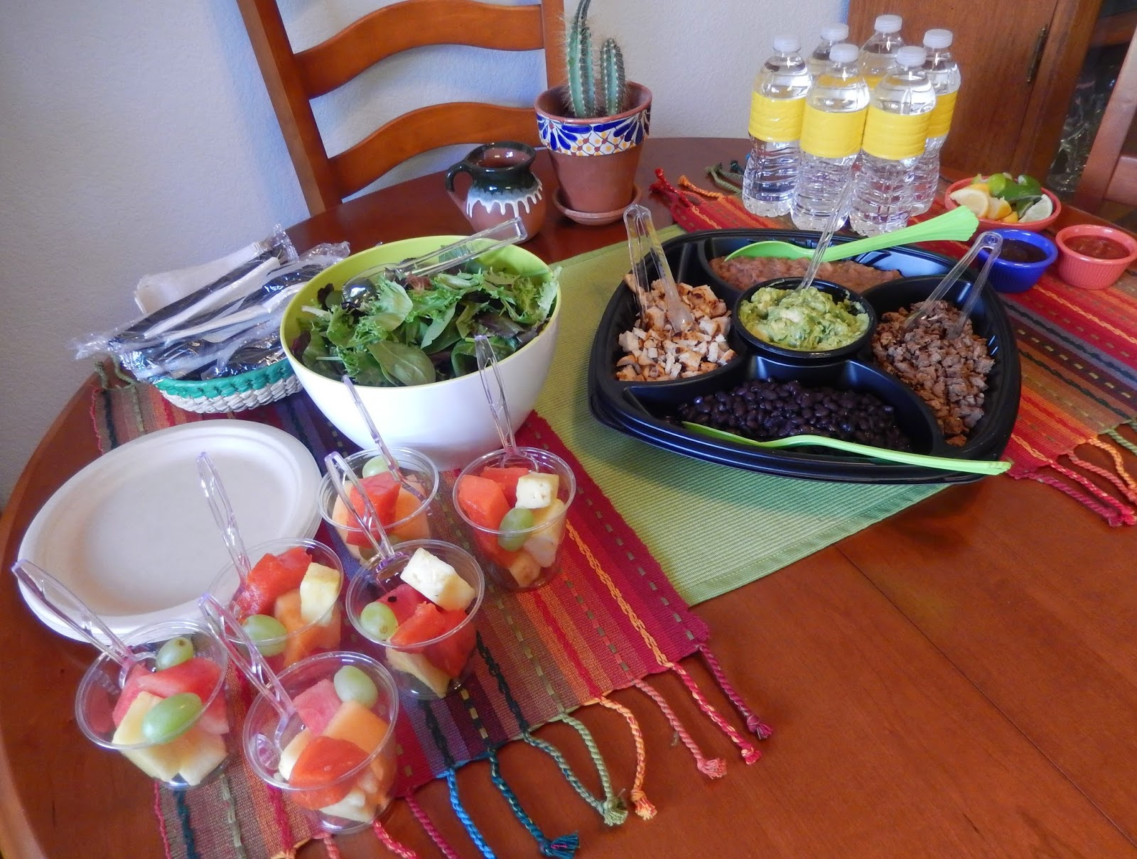 Mexican%2BFiesta%2BMeeting%2BLuncheon%2BBrunch%2BCinco%2Bde%2BMayo%2BRubios%2BEggface%2B2 Weight Loss Recipes Healthy Meetings (or Parties) Made Easy