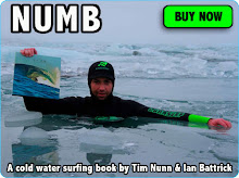 NUMB - Six Years of Cold Water Adventure with Ian Battrick, Timmy Turner and Tim Nunn