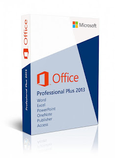 Office ProPlus 2013 VL (x86 and x64) EN 100% Full Working