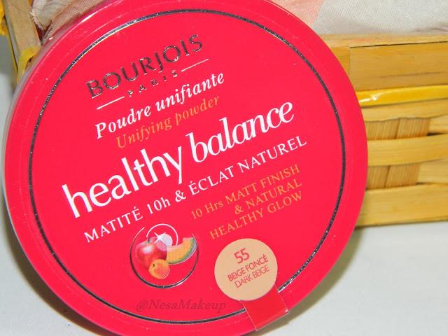 Efecto buena cara Healthy Balance Bourjois