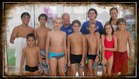 Nuestros primeros nadadores