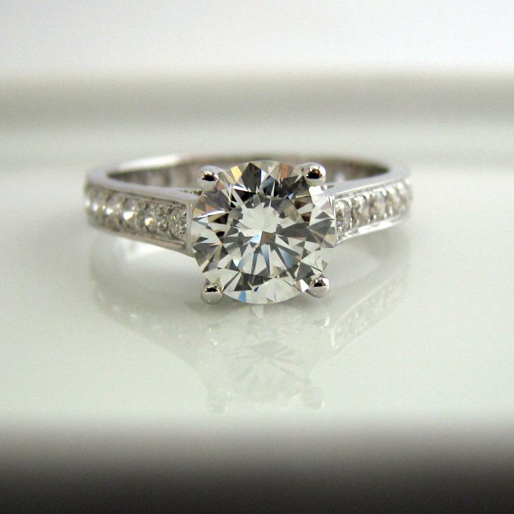High Quality Cz Wedding Rings 85 Nice Jewels
