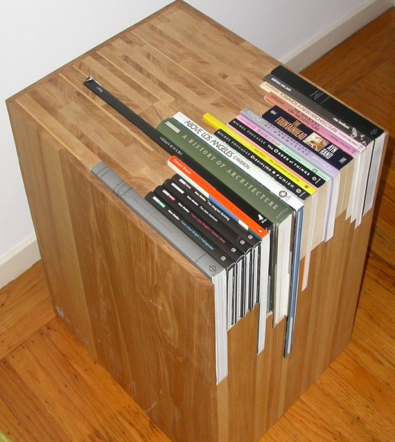 - Storage Glee: Custom Coffee Table