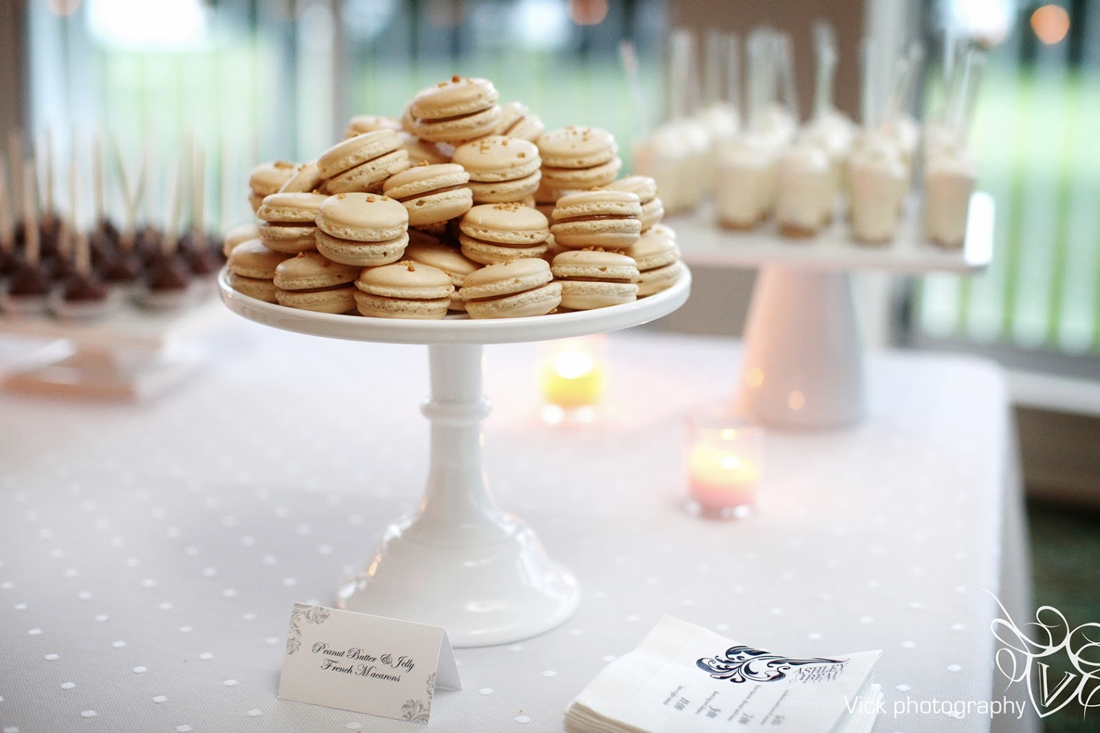 cocoa & fig: Nautical Inspired Wedding Desserts and Guest Favors ...