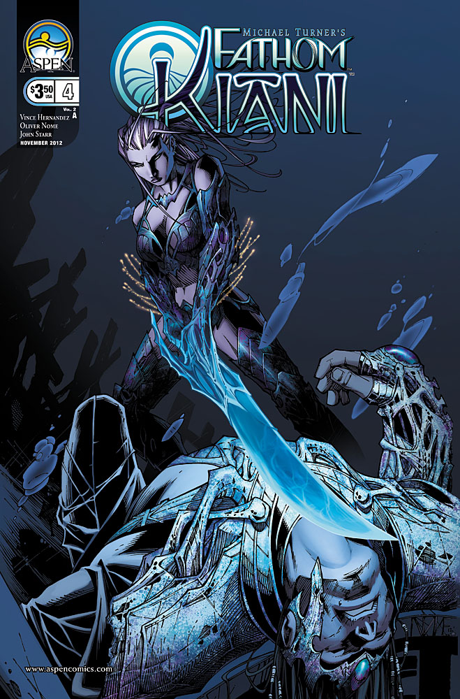 Future Collection: FATHOM: KIANI (vol 2) #4