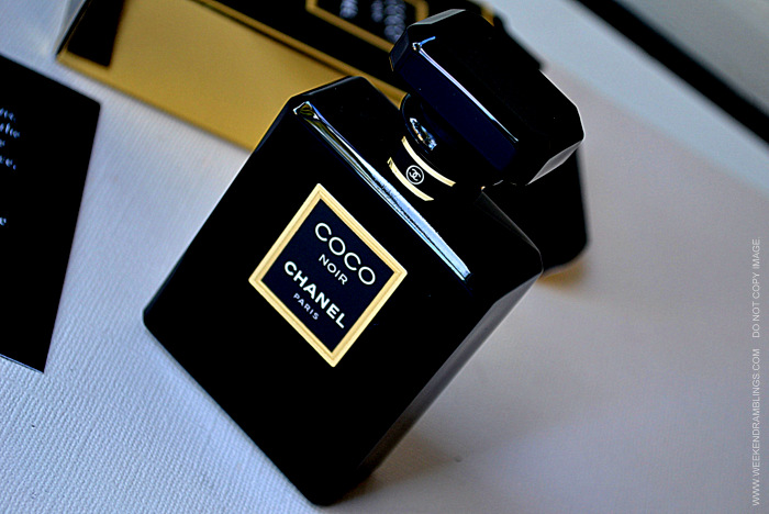 Chanel Coco Noir Eau de Parfum Spray Designer Fragrances Perfumes Women EDP Reviews Blog
