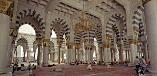 Beautiful Masjid-e-Nabvi Pictures Gallery8