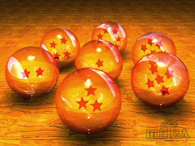 imagenes bolas de dragon - dragon balls 01